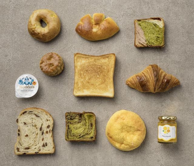 画像: 人気店のパンが集結する「パンヴィレッジ」
