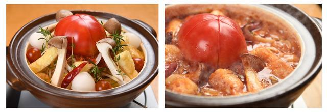 画像: 「トマトチーズ鍋」1,290円