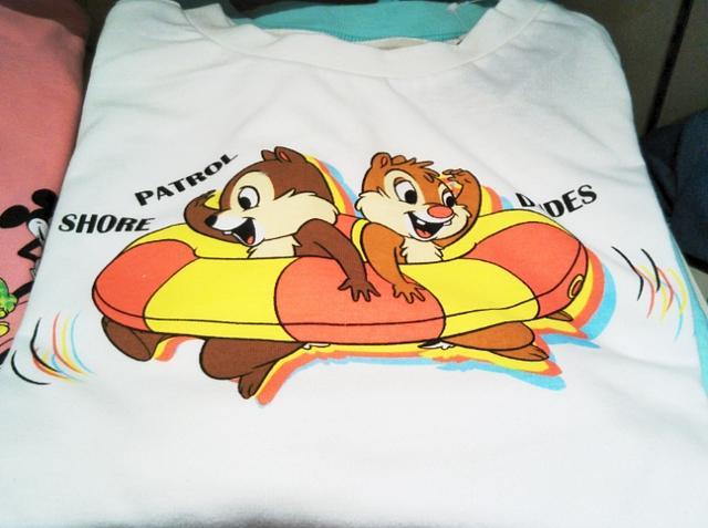 画像: チップ&デールTシャツ M・Lサイズ/2,900円(税抜)