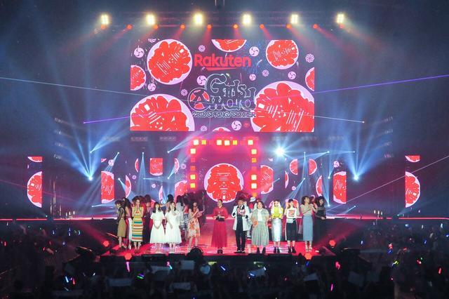 画像1: 【イベントレポ】ブースも充実で大満足♡「Rakuten GirlsAward 2018 SPRING/SUMMER」レポート
