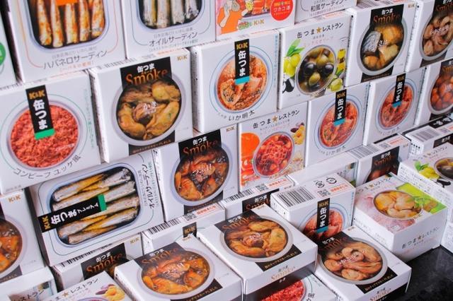 画像7: プレミアムな缶づめBARが日本橋にオープン!