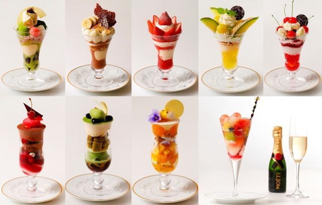 画像1: ラゾーナ川崎プラザに『資生堂パーラー サロン・ド・カフェ』オープン♪
