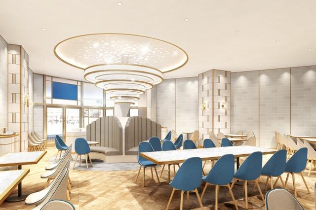 画像6: ラゾーナ川崎プラザに『資生堂パーラー サロン・ド・カフェ』オープン♪