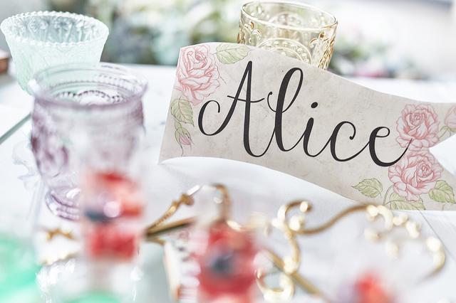 画像: アリスのローズガーデン ~Alice's Rose Garden~ | 表参道のお食事、カフェ、レストラン、ダイニングならザ ストリングス 表参道