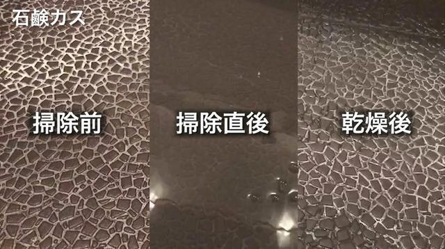 画像: それぞれの汚れの特徴は?