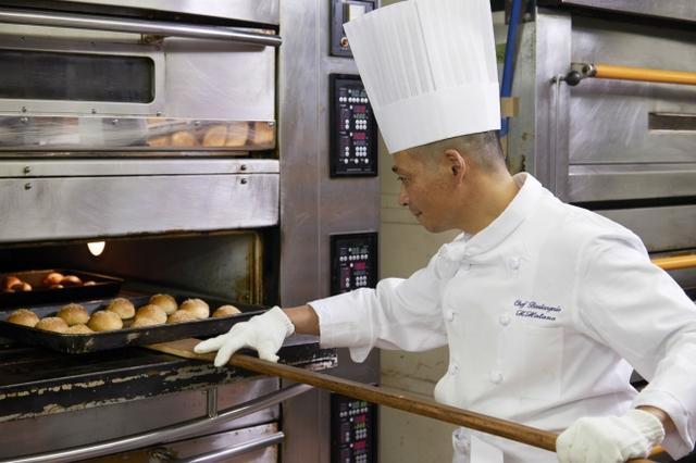 画像: ホテルニューオータニのパンへのこだわり