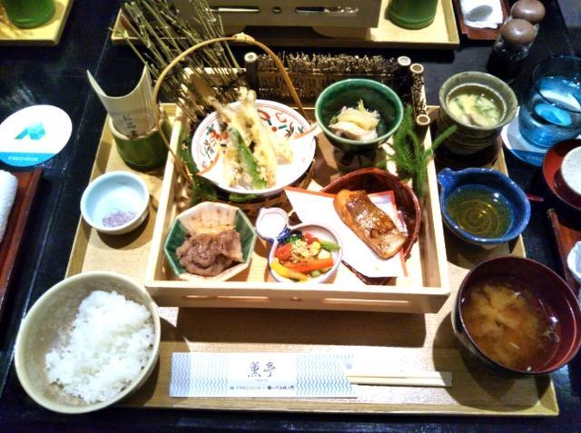 画像: フレシャスの富士山贅沢御膳 1,980円(税込)