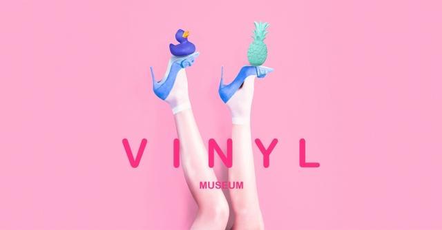 画像1: フォトジェニックなアート展『VINYL MUSEUM Vol.2』開催決定!