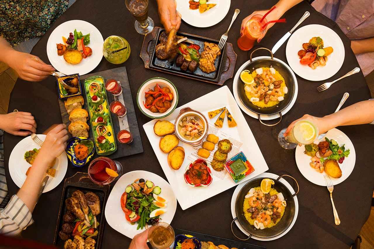 画像: 〈ビアガーデン スパニッシュナイト〉90分飲み放題&スペインバルのグリル料理でパワフルに夏をのりきろう《ご予約受付中》 ホテル インターコンチネンタル 東京ベイ