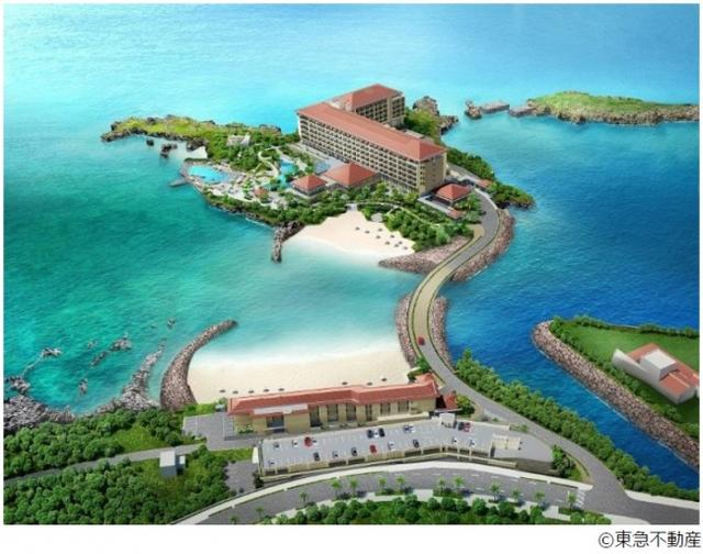 """画像: 「瀬良垣島教会」だから叶う、極上の沖縄リゾートウエディング """"結い""""が生まれる、いちばん近い島『瀬良垣島』 ハイアットの卓越したホスピタリティで極上の滞在型ウエディングを提供 沖縄本島と一本の橋でつながった、瀬良垣島。ここは島全体がまるごとリゾートの「1島1リゾート」。沖縄ではめずらしい唯一無二の場所。360度を海に囲まれ、自然あふれる希少な環境でプライベート感のある贅沢な時間をお過ごしいだけます。"""