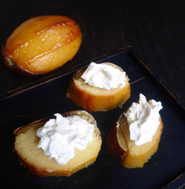 画像1: 爽やかな味わいで暑い季節におすすめ!スイートポテトと kiri®クリームチーズの絶妙コラボ!