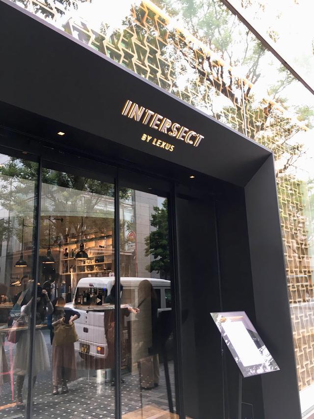 画像2: INTERSECT BY LEXUS TOKYO