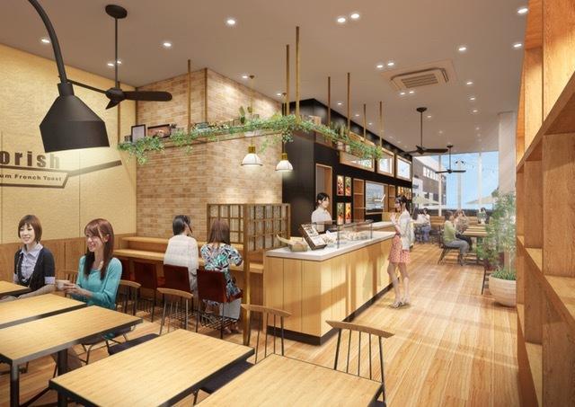 画像: フレンチトースト専門店 「Ivorish」がららぽーと立川立飛にオープン!