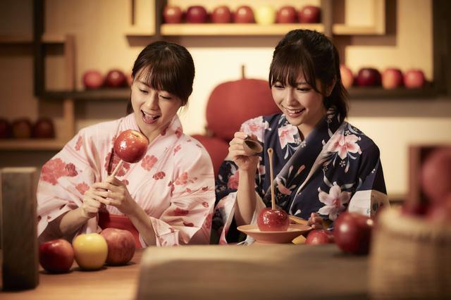 画像: 星野リゾート青森屋で「りんご飴工房」新登場!