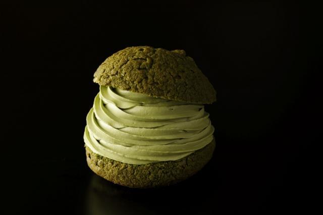 """画像2: """"着物美人""""を思わせる気品を放つ、極上の抹茶ショートケーキ"""