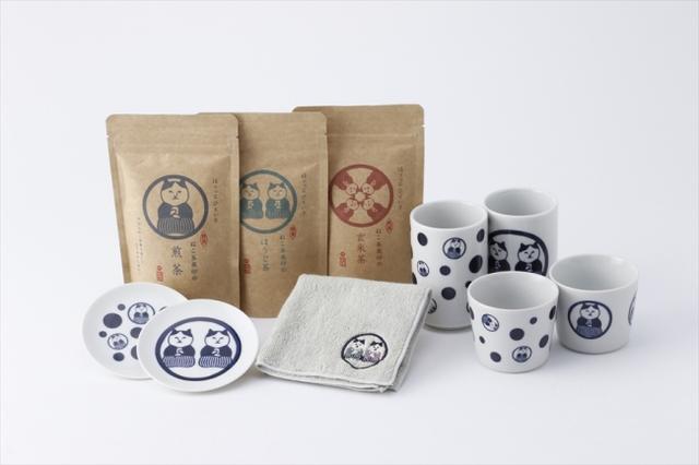 画像1: 【インスタ映え間違いなし】「ねこ茶商」が本格的なお茶の世界をご案内…。