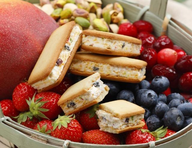 画像: 【洋菓子店のフランセ】新商品「果実をたのしむサンドクッキー」新発売!