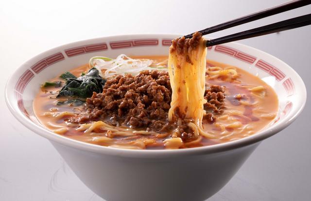 画像: シビッ!からっ!山椒とラー油の担担麺 699円