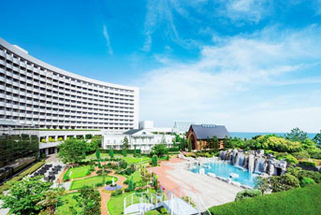 画像: シェラトン・グランデ・トーキョーベイ・ホテル|浦安東京ベイのディズニーリゾート・オフィシャルホテル