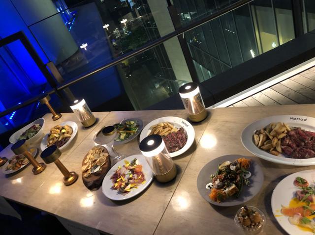 画像2: 『NoMad Grill Lounge』ルーフトップガーデンがオープン♪