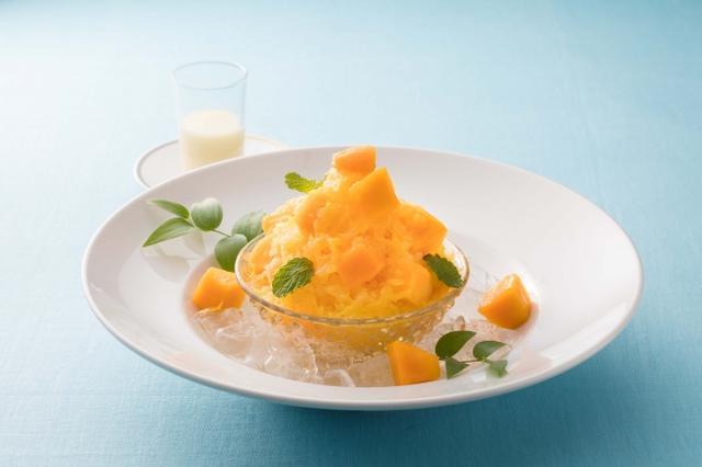 画像: ◇フローズンオレンジ withマンゴー 2,000円