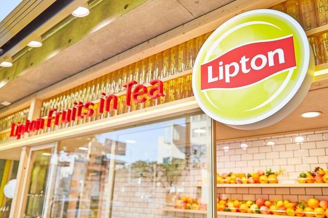 画像: 去年より更にフォトジェニック!リプトン「期間限定 Fruits in Tea専門店」が表参道・大阪にオープン!