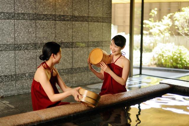 画像: 温泉を正しく楽しむ「入浴指南」