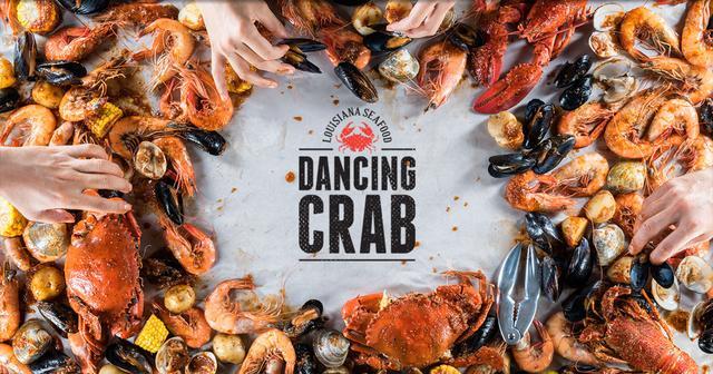 画像: Dancing Crab(ダンシング・クラブ)