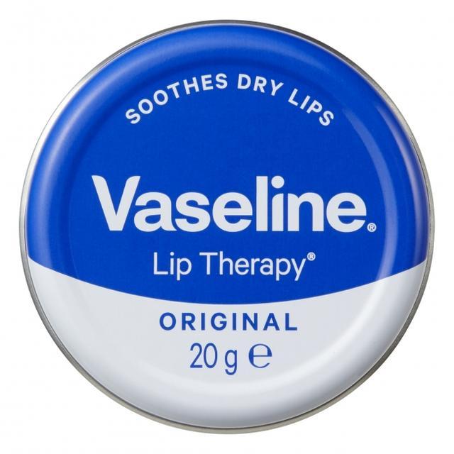 画像: 製品名:ヴァセリン リップ モイストシャイン オリジナル 内容量:20g 価 格:オープン価格 特徴: うるおいをしっかりまもり、艶やかな唇に。無香料。