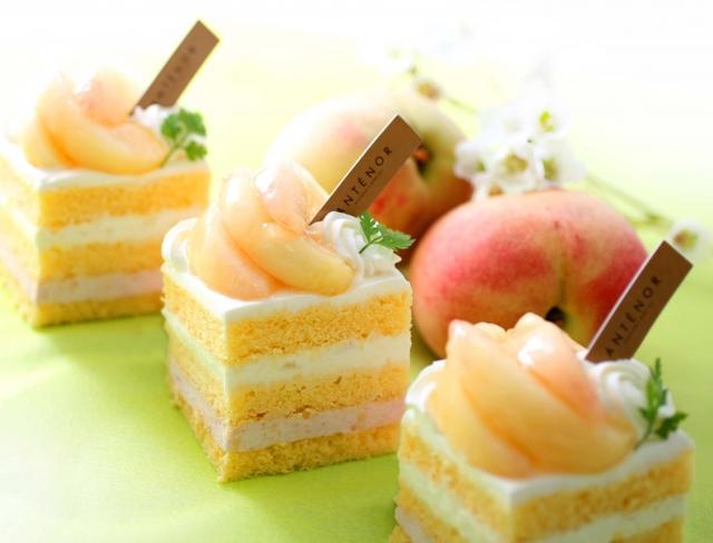 画像: 「桃」のおいしさを堪能!