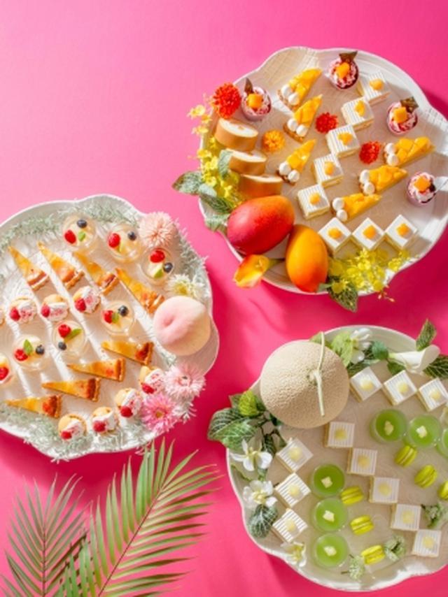 画像1: 夏女の欲望を満たす…高級フルーツが食べ放題!