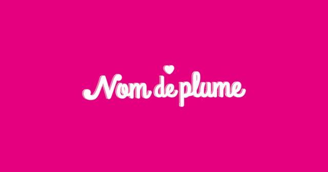 画像: Nom de plume(ノンデプルーム)