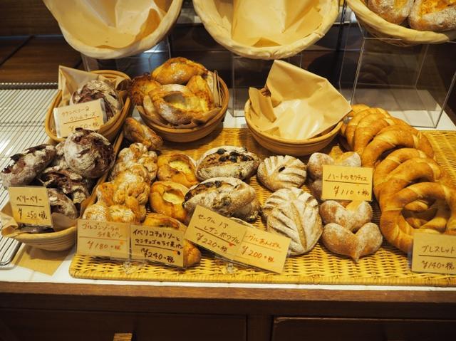 画像1: オリジナリティあふれる多彩なパンがずらりと並ぶパン屋さん、「Ca marche(サ・マーシュ) 」
