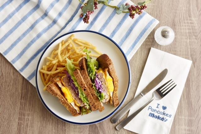 画像: サンドイッチ各種