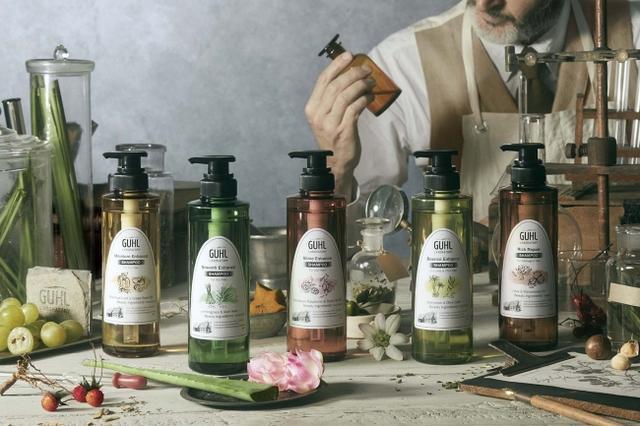 """画像: ヨーロッパでの70年の研究思想を受け継いだ""""植物美容ヘアケア"""" 「グール ラボラトリー」"""