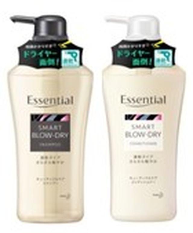 画像: <エッセンシャル スマートブロードライ> 速乾タイプ 健康的なさらさら髪に