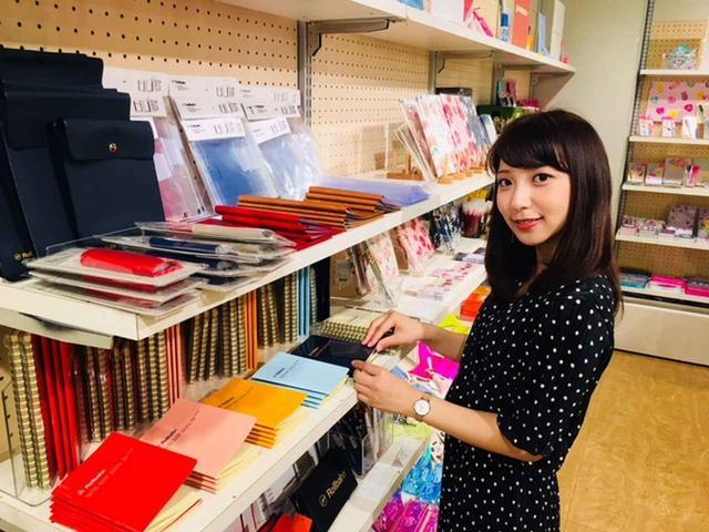 画像1: 【レポート】文具好き女子、集まれ!梅田ロフトで「文房具の女子会」開催中!
