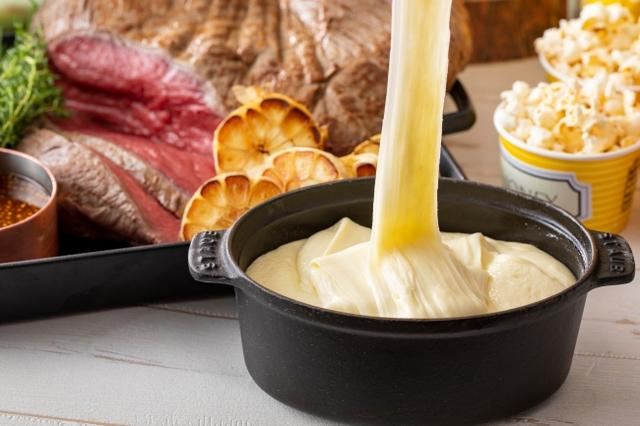 画像: のびるチーズマッシュポテトアリゴ