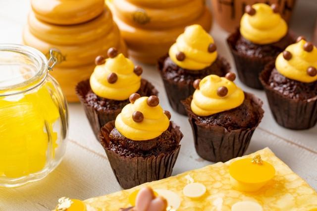 画像2: 集まれ!スイーツハンターたち!ハチミツ&チーズランチブッフェ「ホテルでハニーハント」