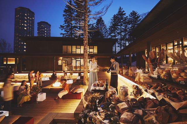 画像: 十勝小麦を使用したパンと北海道のワインを味わう 「つき夜のパンまつり」が初開催