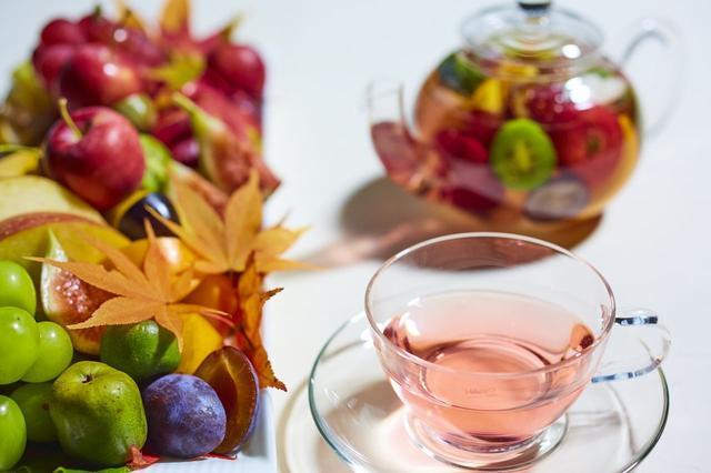 画像1: POINT3 林檎の果皮(かひ)茶