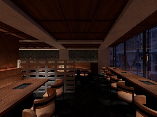 画像2: ココロ躍る一流の焼肉と体にうれしい美食が東京・青山で味わえる!