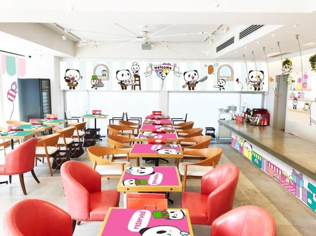 画像2: 【期間限定】「楽天 お買いものパンダCafé」が初オープン!