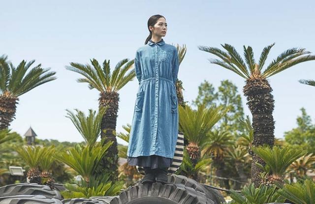 画像1: POOL「いろいろの服」に新アイテムと新色が登場!