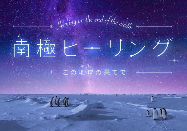 """画像: ★この夏にぴったりな""""満天""""の上映作品をピックアップ★ 夏の新上映作品「南極ヒーリング~この地球(ほし)の果てで~」 南極の神秘をイメージしたオリジナルアロマが香る、ヒーリングプログラムです。ナレーションは、女優の多部未華子。氷の大陸を彩るオーロラや、南十字星をはじめとした宝石のように美しい星々と絶景をお楽しみいただけます。この夏、世界の果てで最上級の癒しを。"""