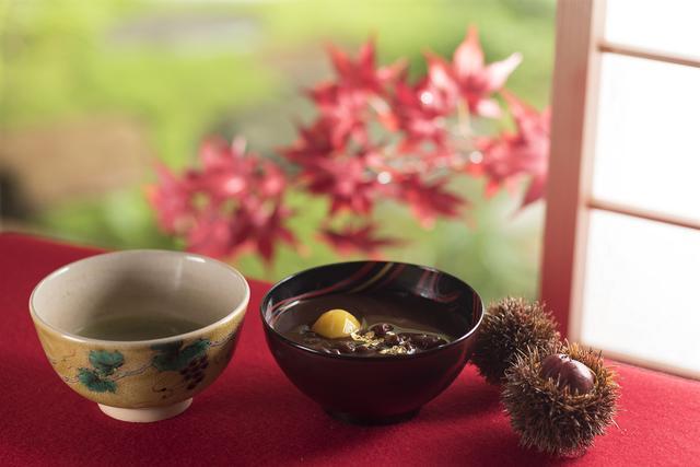 画像2: 界 加賀(石川県・山代温泉) 加賀の伝統工芸を楽しむ観月茶会