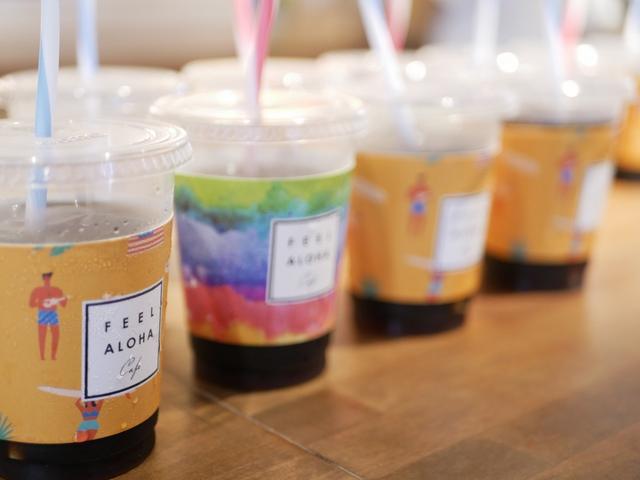 画像: ハワイの文化やハワイアンフードの楽しめるカフェが併設「FEEL ALOHA Cafe」