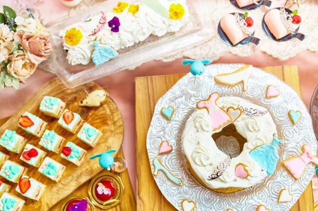 画像4: ~ロマンチックデザートブッフェ~『プリンセス・シンデレラの舞踏会』開催!