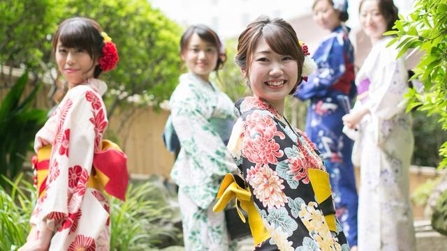 画像: YUKATA&ゆかた | お知らせ | ホテルニューオータニ