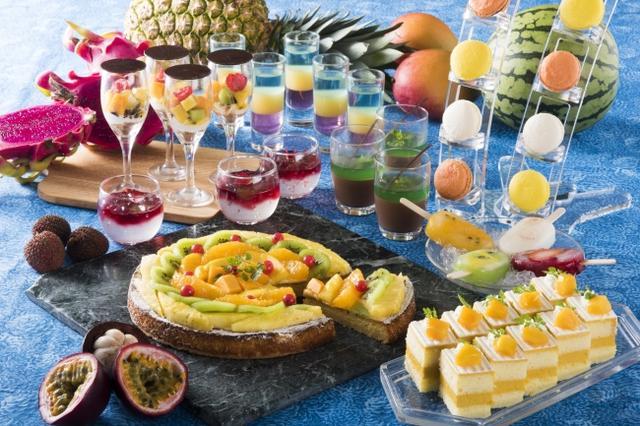 画像1: トロピカルフルーツで彩るカラフルな夏を…